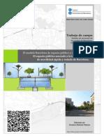2 Trabajo de Campo Emerson Martínez El Espacio Público Asociado a La Infraestructura de Movilidad
