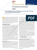 UOP Advanced Mercury Removal Technologies Tech Paper