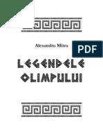 Alexandru Mitru - Legendele Olimpului.pdf