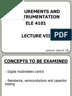 Digital Meters - 7 - 2014
