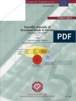 Scientific Concepts of Functional Foods in Europe
