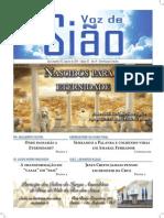 Jornal Voz de Sião - Edição 05 - Agosto de 2014