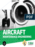 Diploma in aircraft maintenance brochure