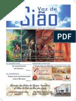 Jornal Voz de Sião - Edição 06 - Setembro/2014 - Assembleia de Deus
