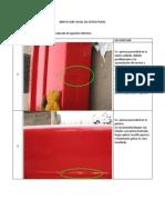 Inspeccion Visual de Estructuras