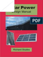 Solar Power Design Manual