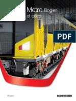 Bombardier Transportation FLEXX Metro