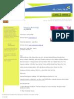 UT Dallas Syllabus for aud6318.081.07u taught by Jackie Clark (jclark)