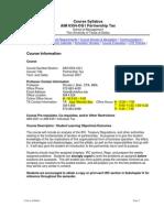 UT Dallas Syllabus for aim6354.0g1.07u taught by Ronald Blair (rblair)