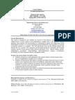 UT Dallas Course syllabus for HIST 3358 - Modern Latin America - 07s