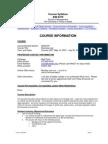 UT Dallas Syllabus for aim6370.0g1.07u taught by Matthew Polze (mmp062000)