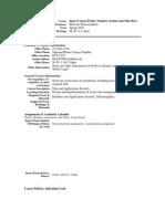 UT Dallas Syllabus for cs4389.001.07s taught by Bhavani Thuraisingham (bxt043000)