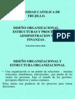 Diseño y Estructura Organizacional (1)