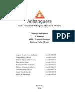 ATPS Processos Gerenciais - 1º Bim