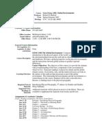 UT Dallas Syllabus for geos2302.001.07s taught by Robert Rutford (rutford)