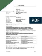 UT Dallas Syllabus for msen6330.501.07s taught by Jiyoung Kim (jxk041000)