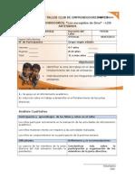 Formato de Informes y Reportes de Talleres Para Imprimir