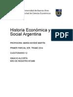 1er Parcial de Historia, Ignacio Alcorta.doc