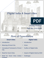 Digital India & Smart Cities