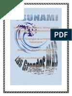 Tsunami. Luis Antonio Gonzalez Rivera. 1 c