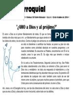 Hoja Parroquial 2014-10-26 No.43