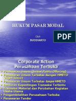 Corporate Action II
