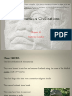 Mesoamerican Civilizations Lined