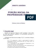 Aula 5 - Função Social Da Propriedade Rural
