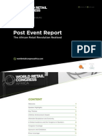 World Retail Congress Africa 2013 Post Event Report