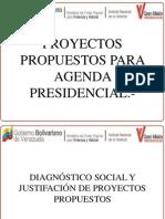 Agenda Presidencial