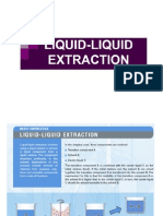 Chap 3 Liquid-liquid Extraction