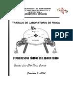 TRABAJO+DE+FISICA+DE+LABORATORIO