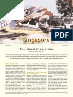 Singapore File Data Format