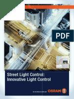 Street Light Control Innovative Light Control