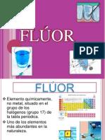 Fluor y Remineralizacion