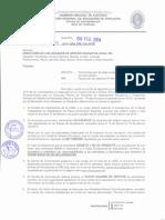 OM 048-2014-APER Precisiones Etapa Excepcional - Contratos Docentes 2014