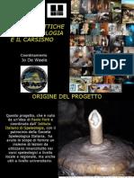 risorse didattiche per la speleologia e il carsismo