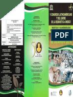 V Congreso Latinoamericano - Bioética y Vulnerabilidad en América Latina y El Caribe
