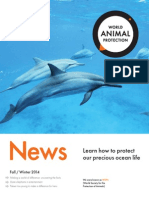 World Animal Protection News - Fall/Winter 2014