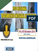 I Curso Regional Tratamiento Integral de Heridas.
