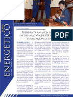 12 Nota Presidente Electricidad 22-01-2014
