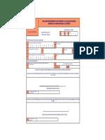Declaracion Informativa Del Impuesto a La Salida de Divisas Cuando No Se Envían Divisas Al Exterior