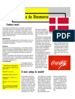 Curiosidades sobre a bandeira da Dinamarca