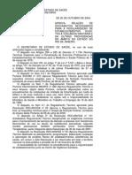 Resolução Nº2563 de 25-10-2004 Documentação