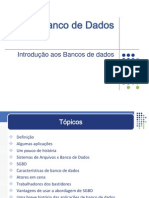Banco Aula 01