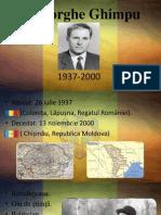 Gheorghe Ghimpu