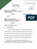 International Diamond v. Oriental Gemco - jewelry copyright trade dress.pdf