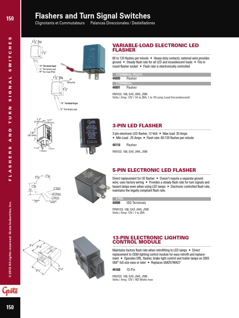 Grote wiring diagram wiring diagrams data base grote led flasher wiring diagram wiring diagrams rh silviaardila co at cec flasher wiring diagram tank 50cc wiring diagram b7300 kubota grote led flasher cheapraybanclubmaster Image collections