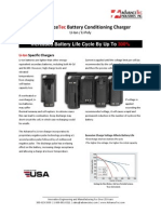 AdvanceTec Battery Conditioning Charger Li‐Ion / Li‐Poly
