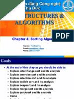 Chapter 4_Sorting Algorithm